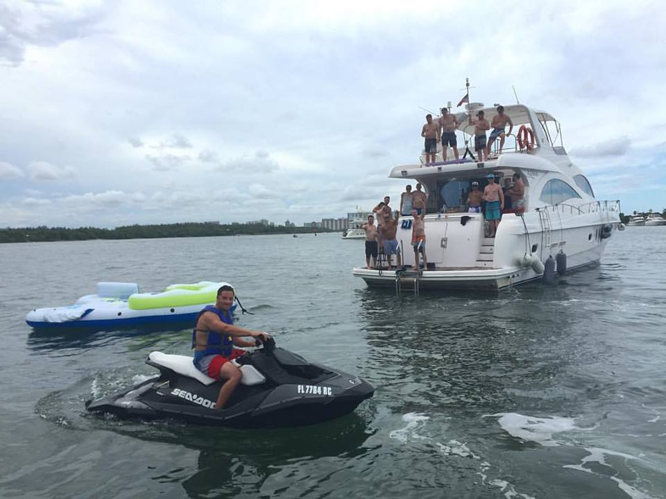 boat-rental-miami-fl - South Florida Yacht Charters