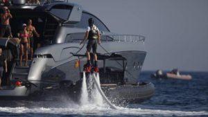 Flyboard Rental Miamii Boat Charter