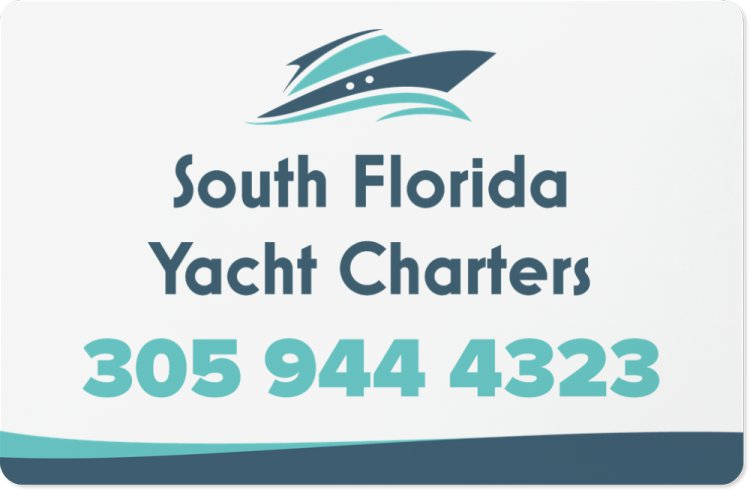South Florida Yacht Charter Wedding Party