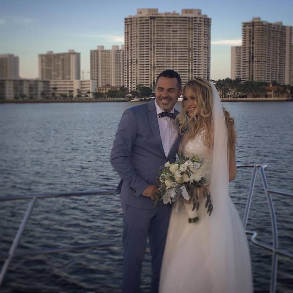 Yacht Charter Wedding Miami