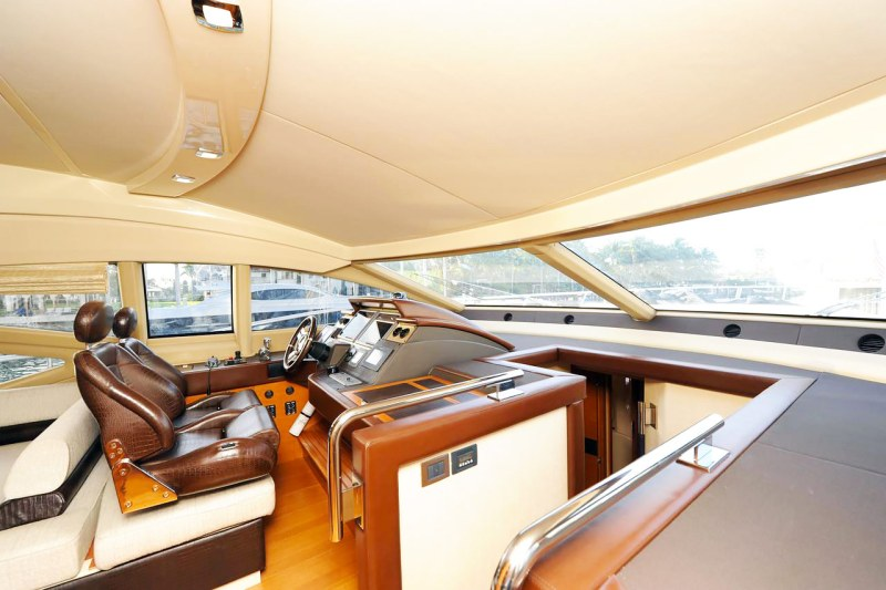 helm 70 florida luxury yacht charters