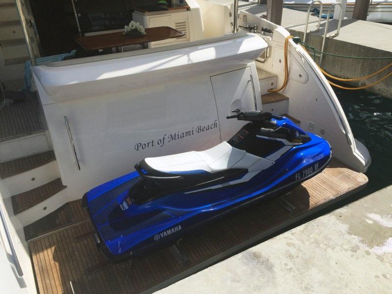 jet ski 70 florida luxury yacht charter