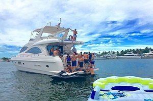 Yacht Jetski Rental Miami