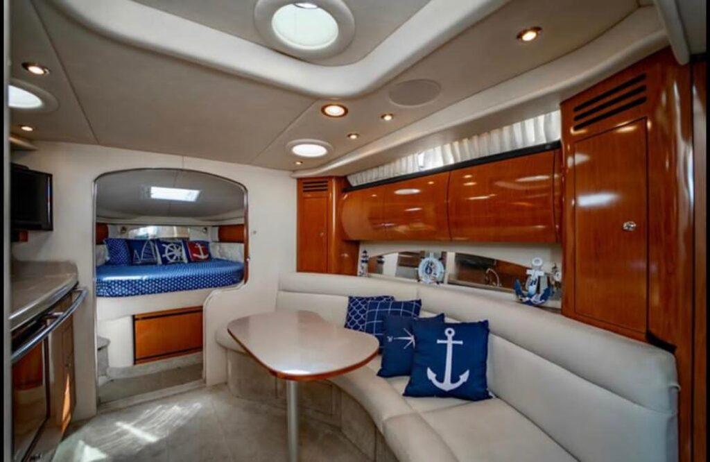 40' Sundancer south florida yacht charter