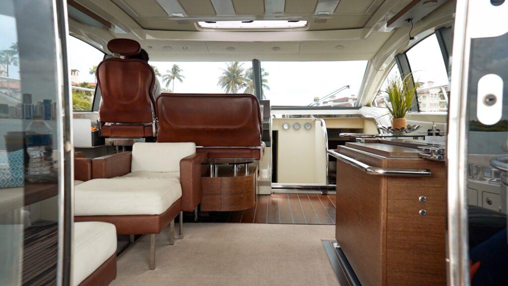 70' Azimut South Florida Yacht Charters