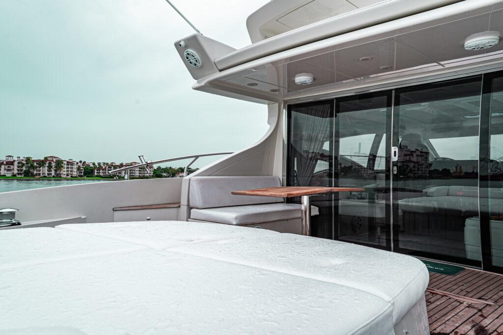 70' Azimut South Florida Yacht Rental